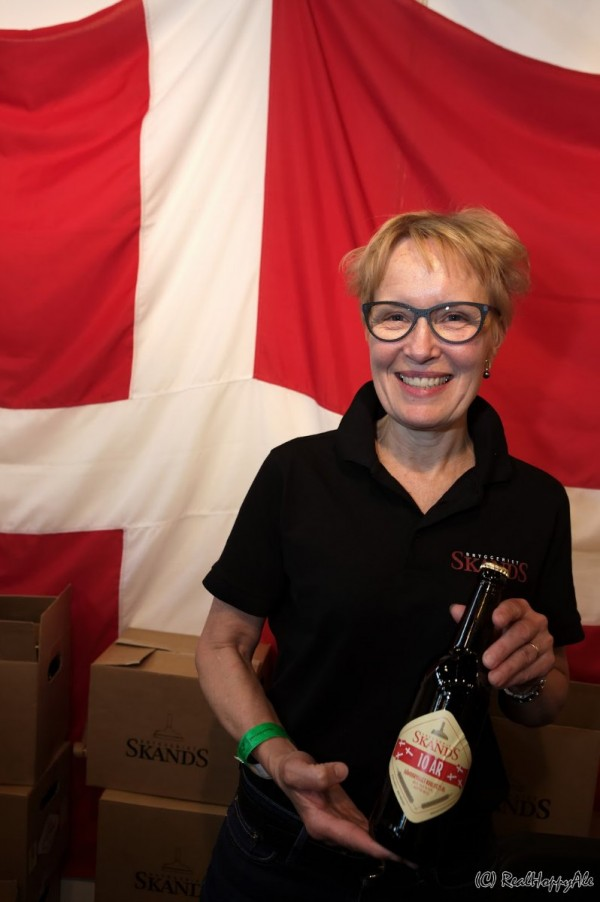 Ølfestival København 2014 Birthe Skands