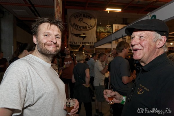 Ølfestival København 2014 Jan K. Hansen Claus Winther