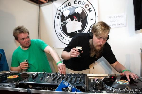 Ølfestival København 2014 Morten Skou Andersen og Jacob Lövenlund
