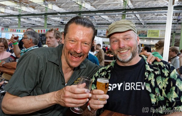Ølfestival Kbh2016 Rocket Brewing Spybrew
