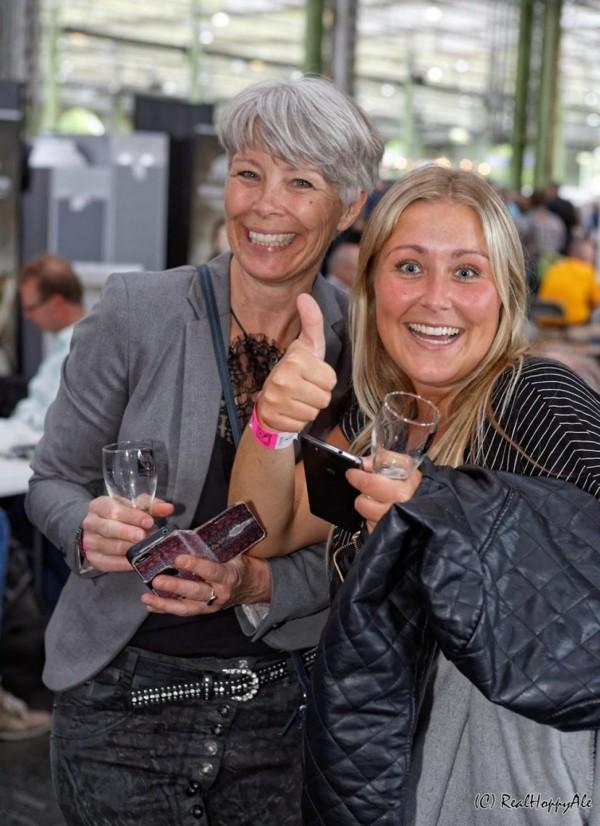 Ølfestival Kbh2016 to kvinder