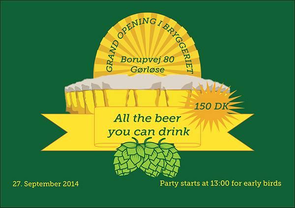 Ølkollektivet fest 2014