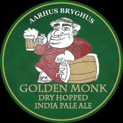 Aarhus Bryghus Golden Monk