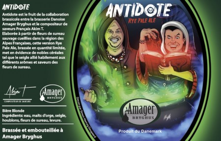 Amager Bryghus Antidote