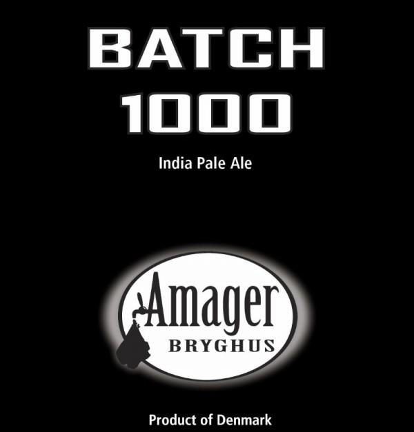 Amager Bryghus Batch 1000