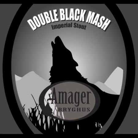 Amager Bryghus Double Black Mash