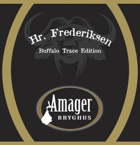 Amager Bryghus Hr. Frederiksen Buffalo Trace Edition