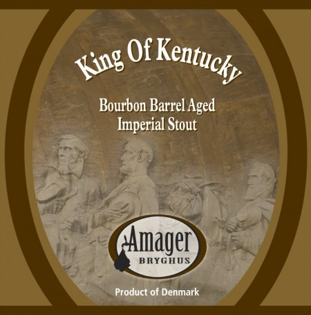 Amager Bryghus King Of Kentucky