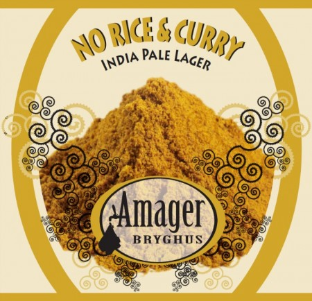 Amager Bryghus No Rice & Curry