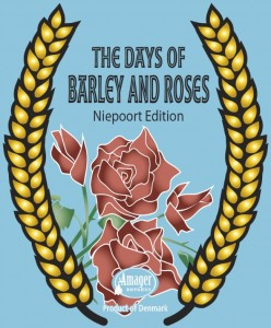 Amager Bryghus The Days Of Barley And Roses Niepoort Edition
