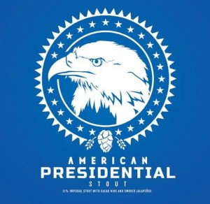 Arizona Wilderness Brewing Co. American Presidential Stout