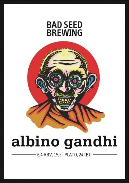 Bad Seed Brewing Albino Gandhi