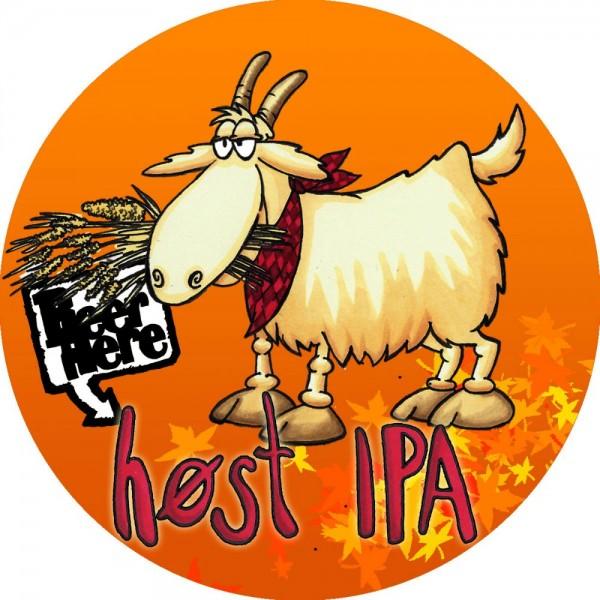 Beer Here Høst IPA