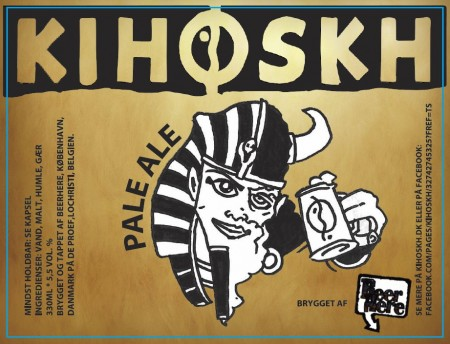 Beer Here Kihoskh Pale Ale