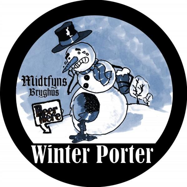Beer Here Midtfyns Bryghus Winter Porter