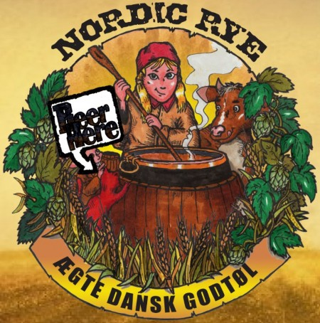 Beer Here Nordic Rye