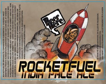 Beer Here Rocketfuel