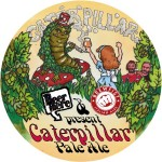 BeerHere Brewfist Caterpillar Pale Ale