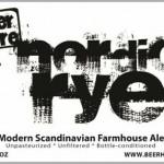 BeerHere Nordic Rye