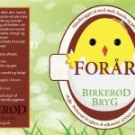 Ny øl: Birkerød Bryghus Forår