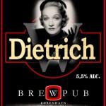 Nye øl: BrewPub København Bretta Amber, Dietrich