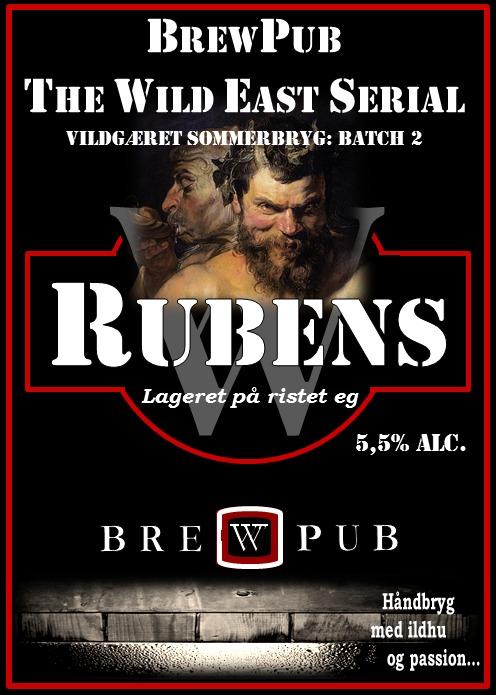 BrewPub København Rubens