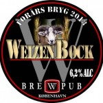 Ny øl: BrewPub København WeizenBock