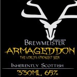 Ny verdens stærkeste øl: Armageddon på 65%