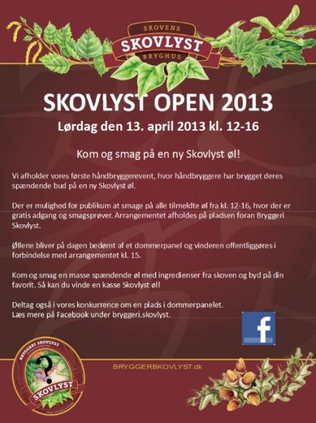 Bryggeri Skovlyst håndbryggerevent 2013