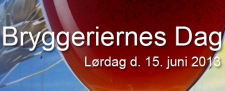 Bryggeriernes Dag 2013