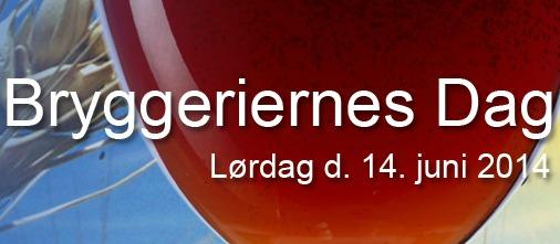 Bryggeriernes Dag 2014