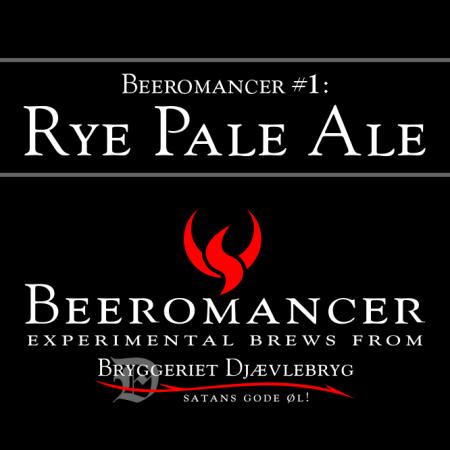 Bryggeriet Djævlebryg Beeromancer #1 Rye Pale Ale