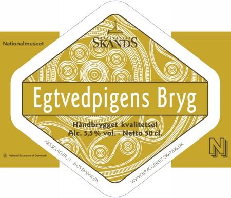 Bryggeriet Skands Egtvedpigens Bryg