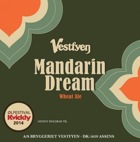 Bryggeriet Vestfyen Mandarin Dream