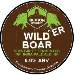 Buxton Brewery Wilder Boar