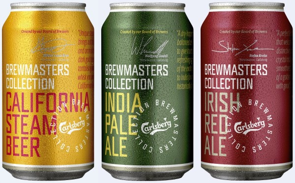 Carlsberg Brewmasters Collection serien
