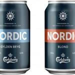 Nye øl: Carlsberg Nordic Blond, Nordic Gylden Bryg