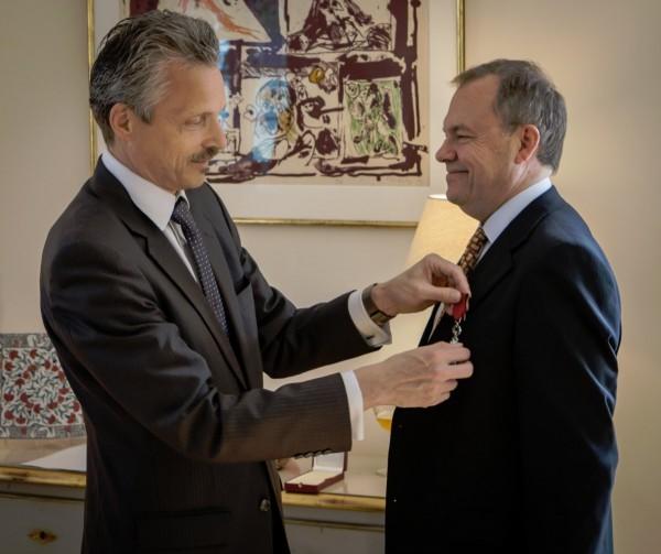 Carsten Berthelsen medalje