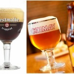 Chimay Blanche Westmalle Dubbel