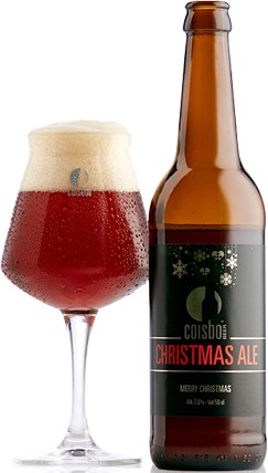 Coisbo Beer Christmas Ale