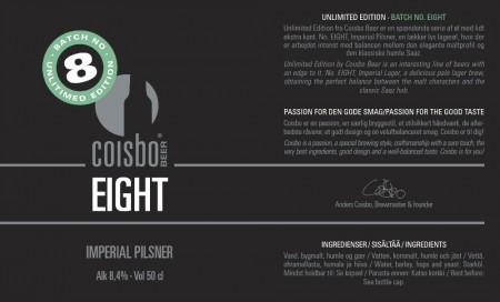 Coisbo Beer Eight
