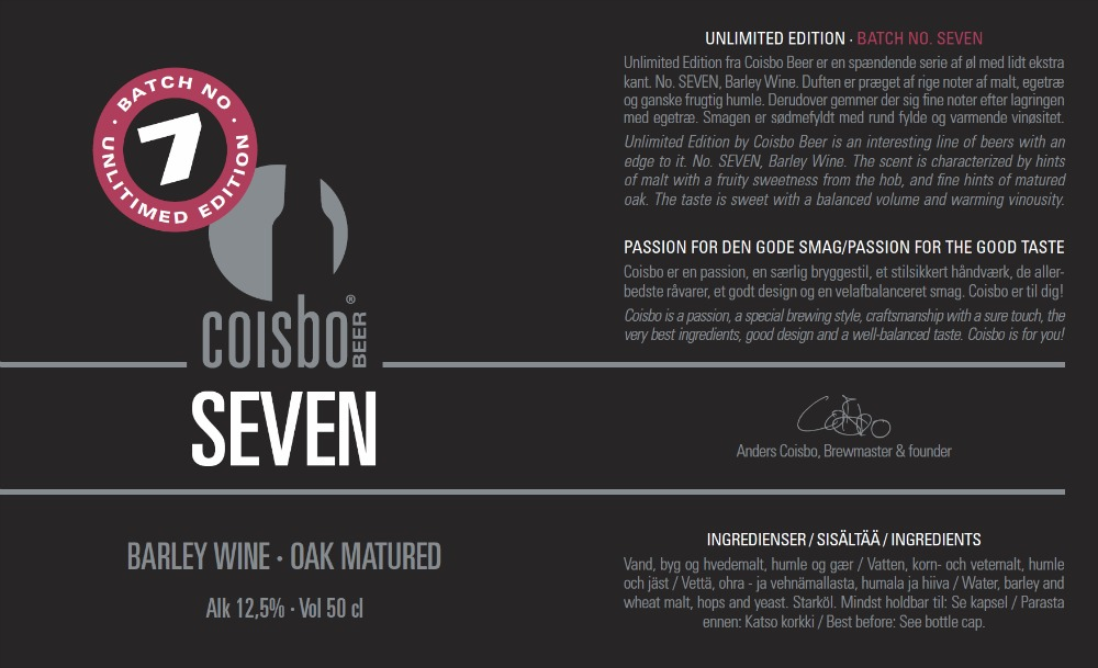 Coisbo Beer Seven