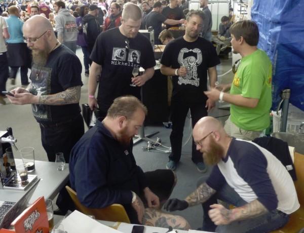 Copenhagen Beer Celebration 2014 3 Floyds