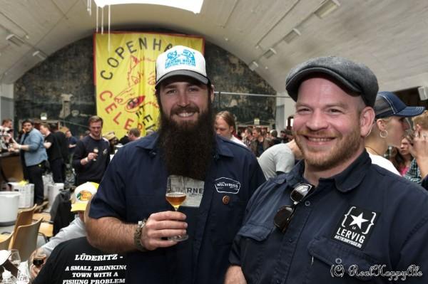 Copenhagen Beer Celebration 2014 Arizona Wilderness Lervig