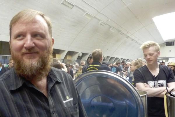 Copenhagen Beer Celebration 2014 Chuck Silva Green Flash Tim Rose Mikkeller