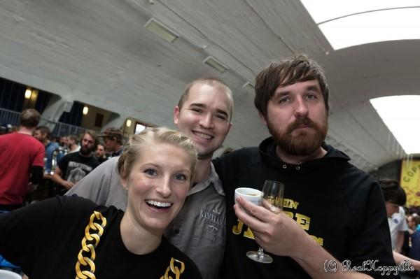 Copenhagen Beer Celebration 2014 Evil Twin Brewing Westbrook