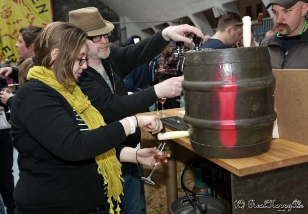 Copenhagen Beer Celebration 2014 Jester King