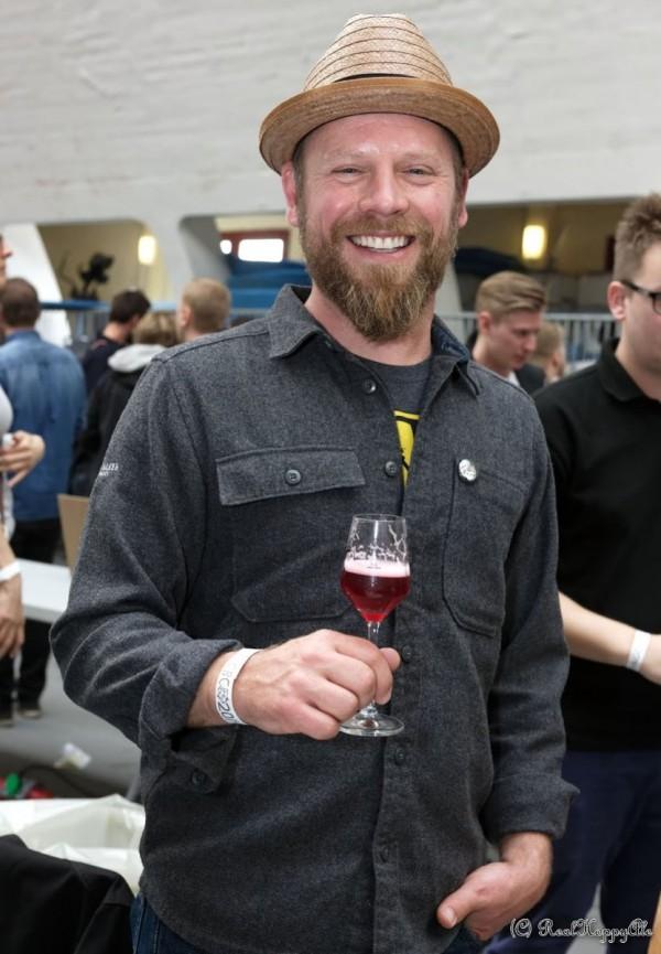 Copenhagen Beer Celebration 2014 Matt Brynildson