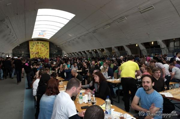 Copenhagen Beer Celebration 2014 Sparta Hallen