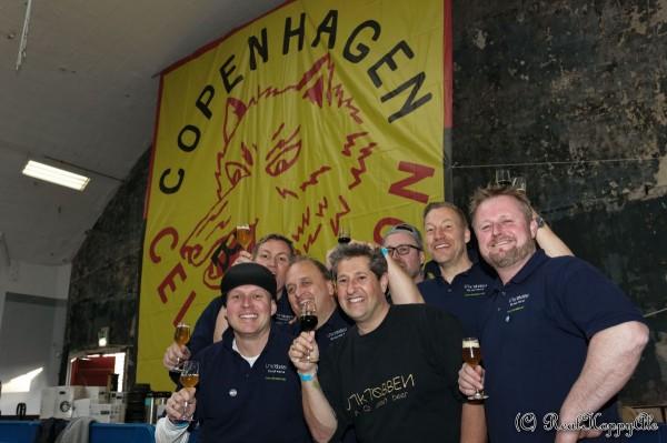 Copenhagen Beer Celebration 2014 Ulkløbben